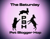 pet blogger hop icon