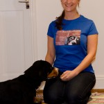What's the big deal about this t-shirt anyway? Its not even tri coloured *waggy tail*